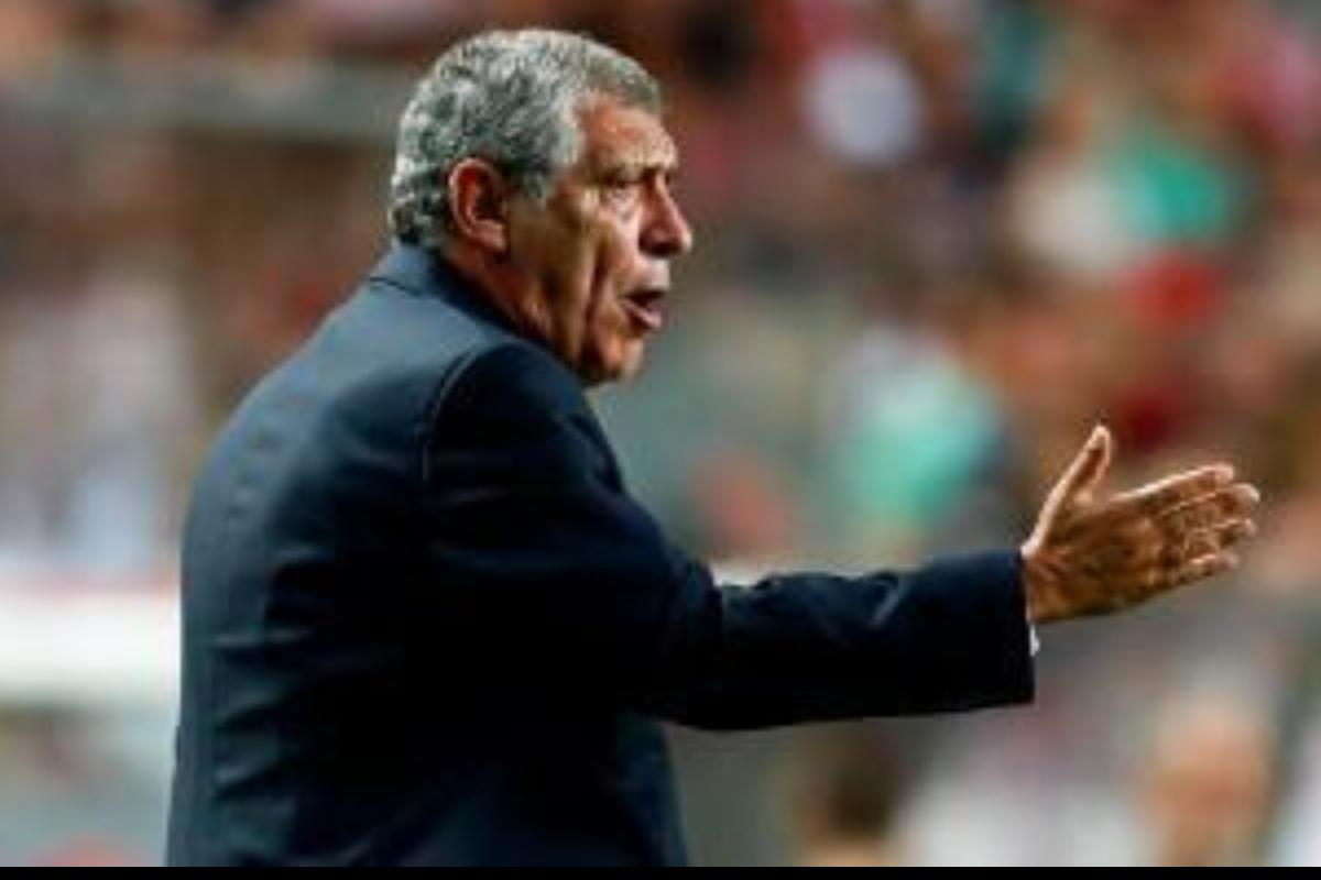 葡萄牙主帅:C罗身体状况良好,可以在欧预赛中上场-今球app官网