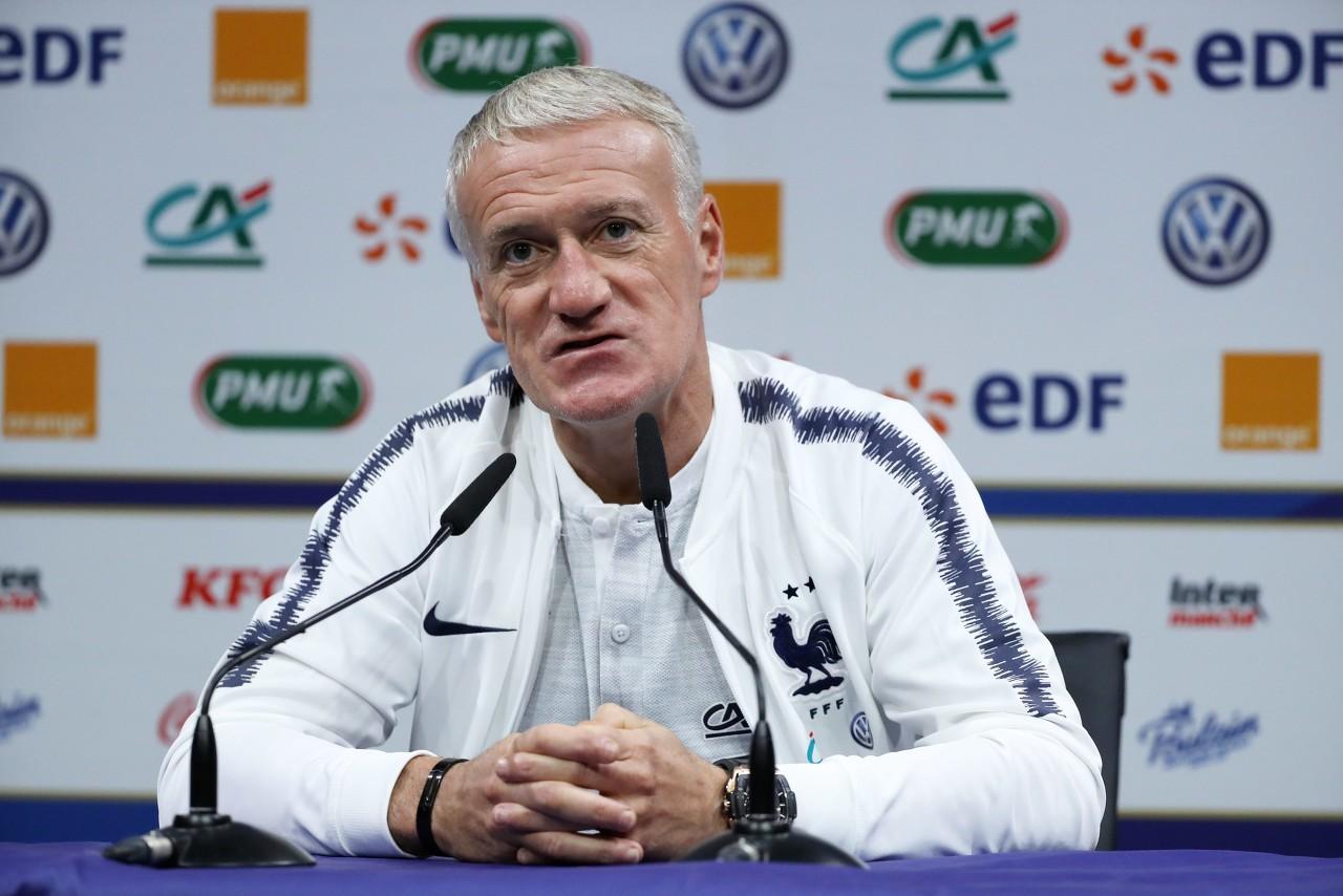 法国国家队官方:德尚和球队续约两年-今球app官网