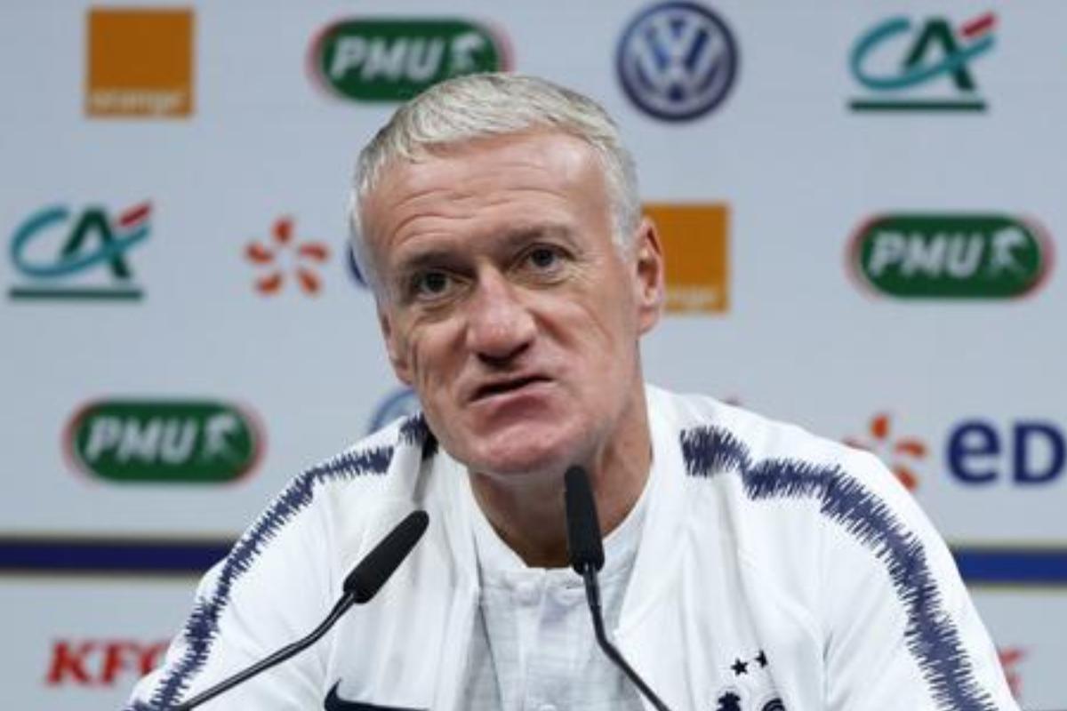 法媒:德尚即将完成续约,新合同至2022年世界杯结束-今球app官网