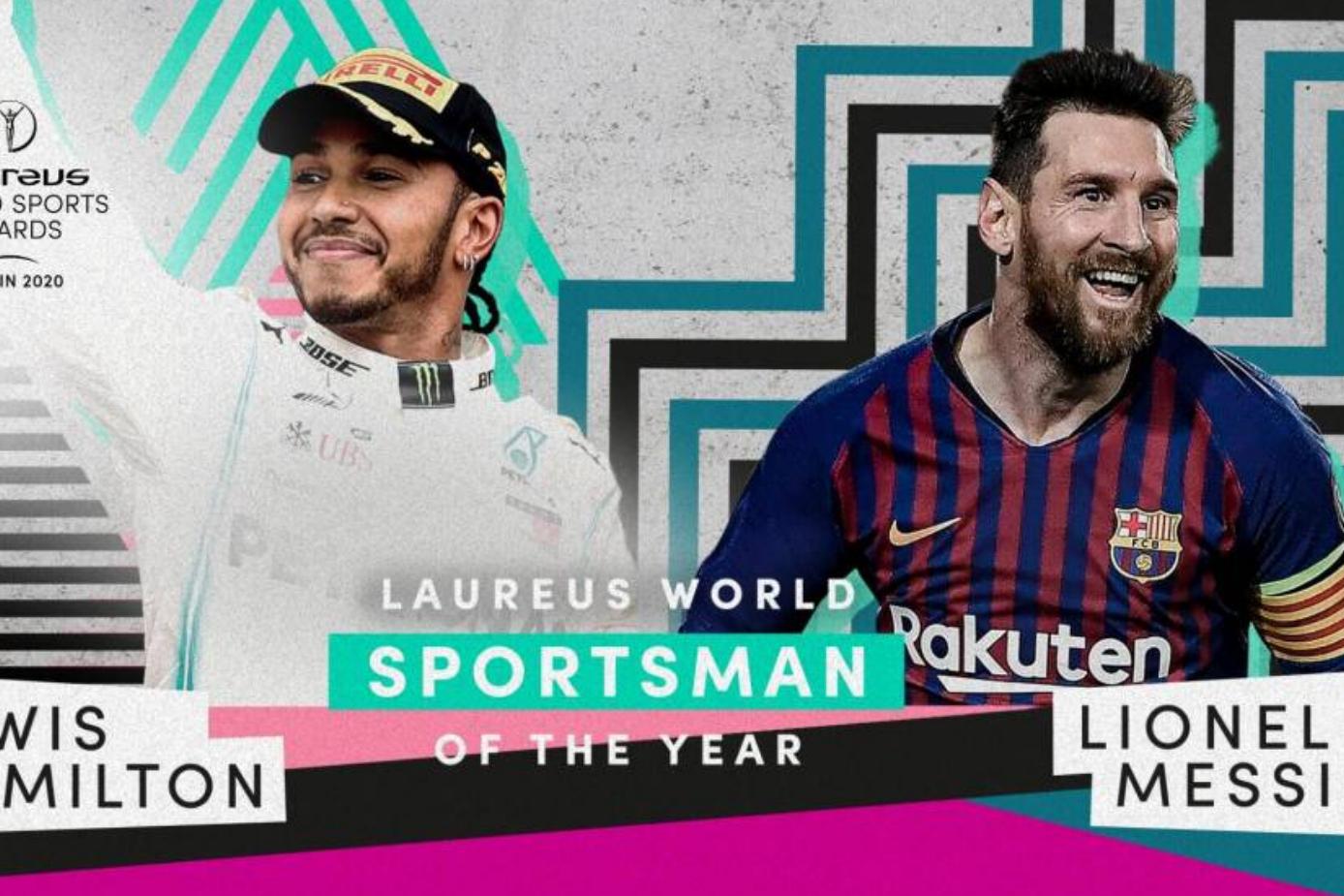 官方:梅西和汉密尔顿共同荣获劳伦斯年度最佳男运动员-今球app官网