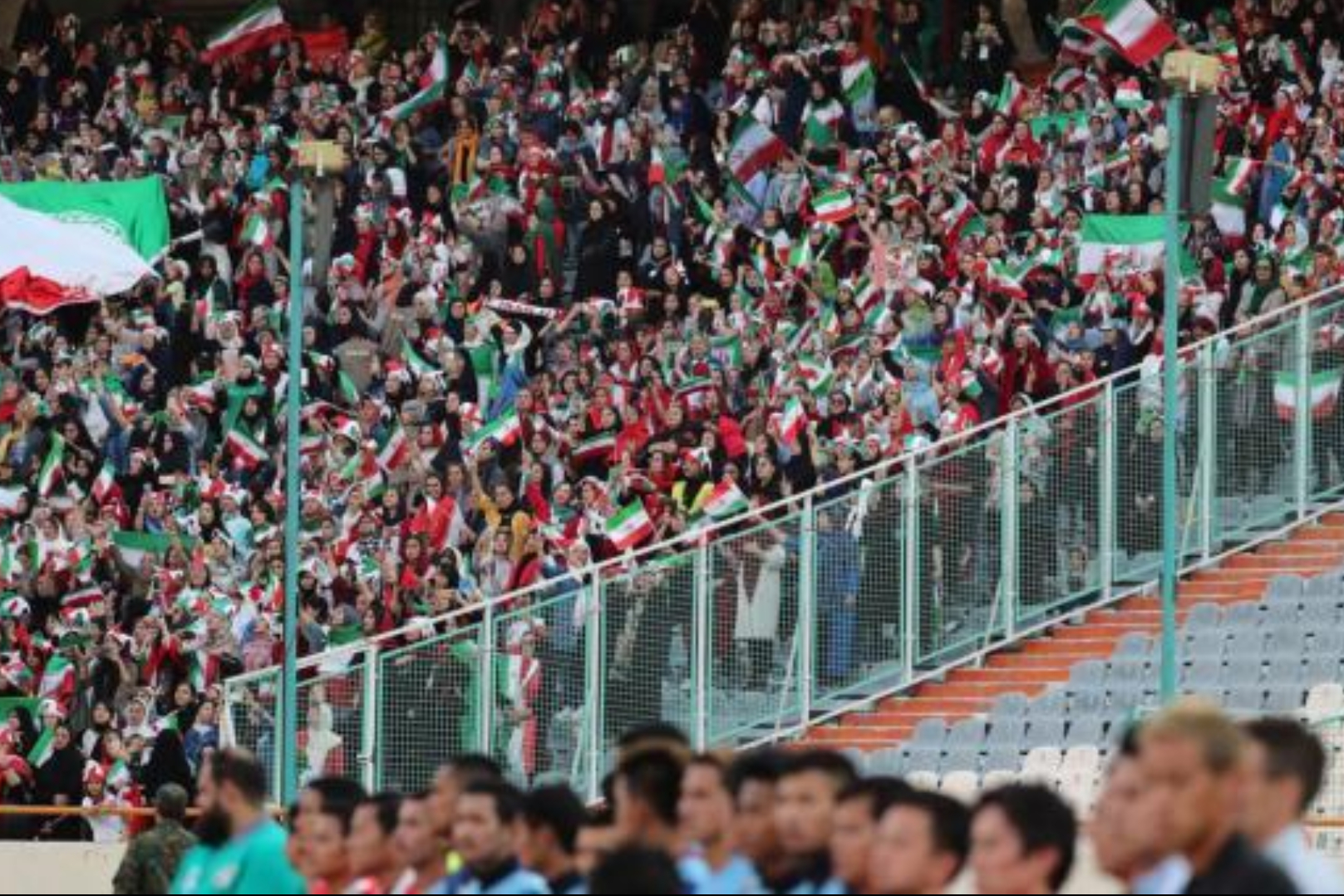 体坛:FIFA向伊朗足协发最后通牒,不修改章程将全球禁赛-今球app官网