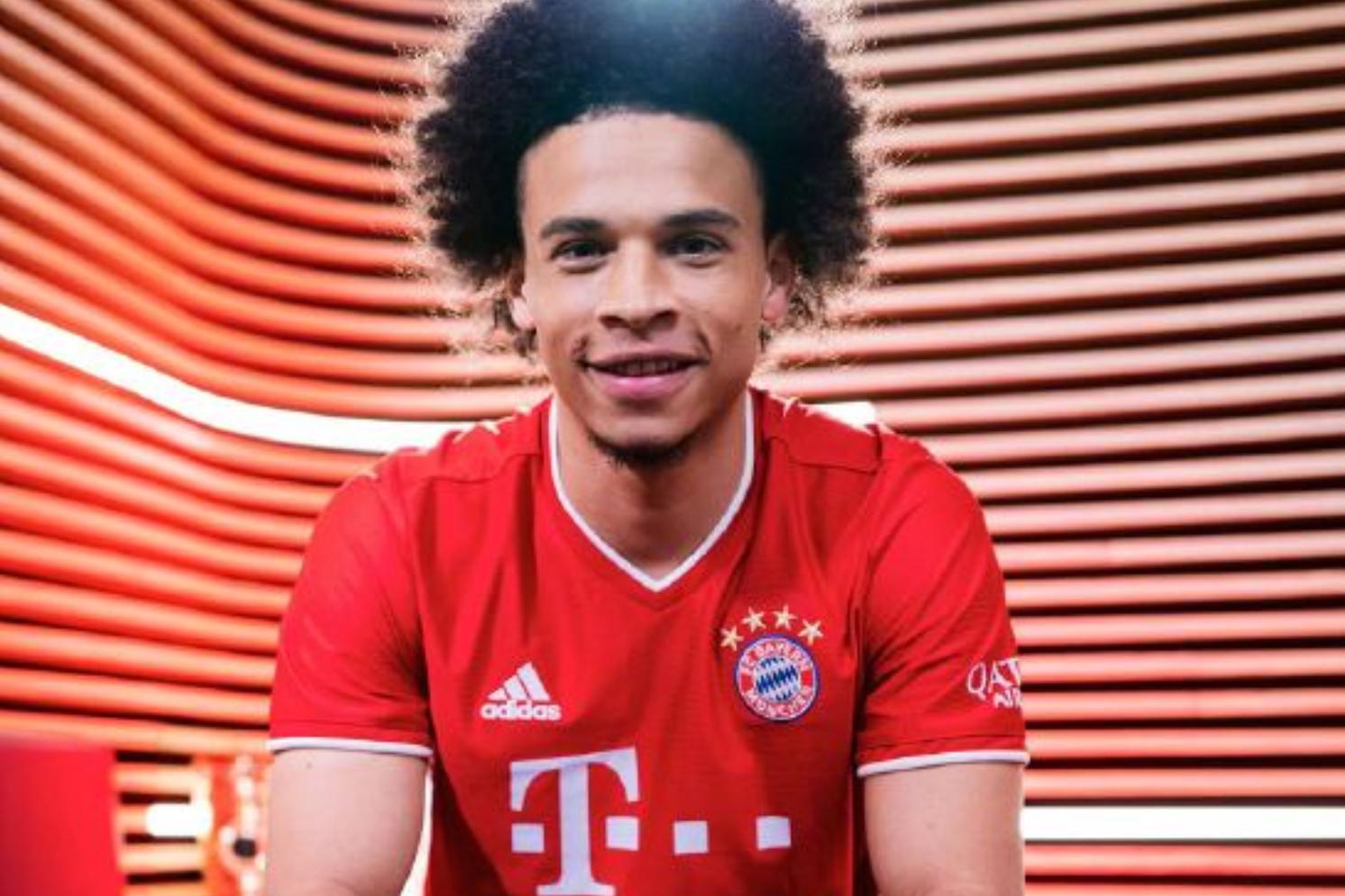 官方:拜仁正式签下萨内,合同截至2025年6月-今球app官网