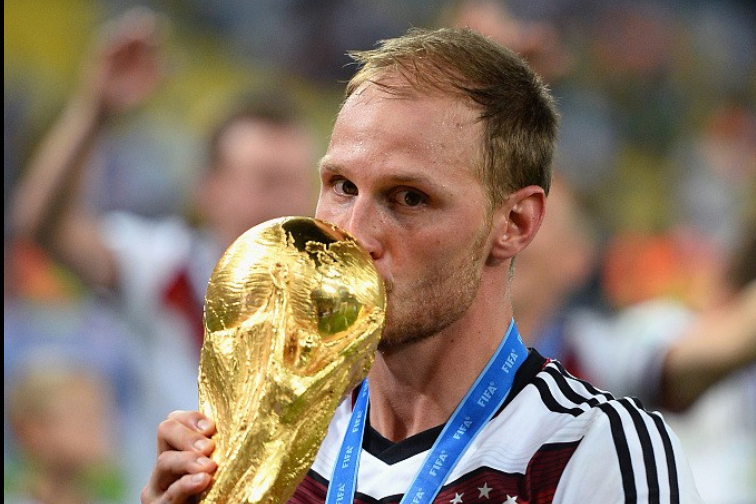32岁前德国国脚赫韦德斯退役,曾是2014年世界杯冠军成员-今球app官网