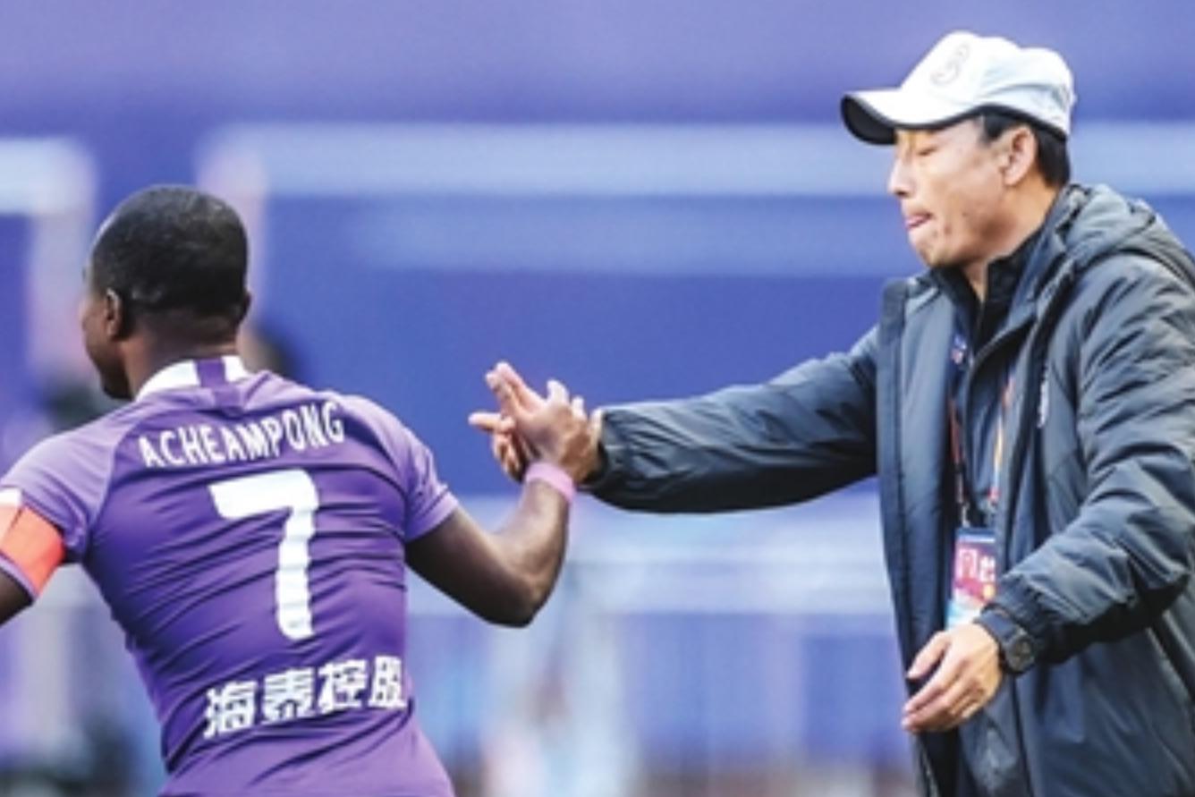 王宝山:会在上一场的基础上完善战术打法,郑凯木停赛不至于成为球队短板-今球app官网