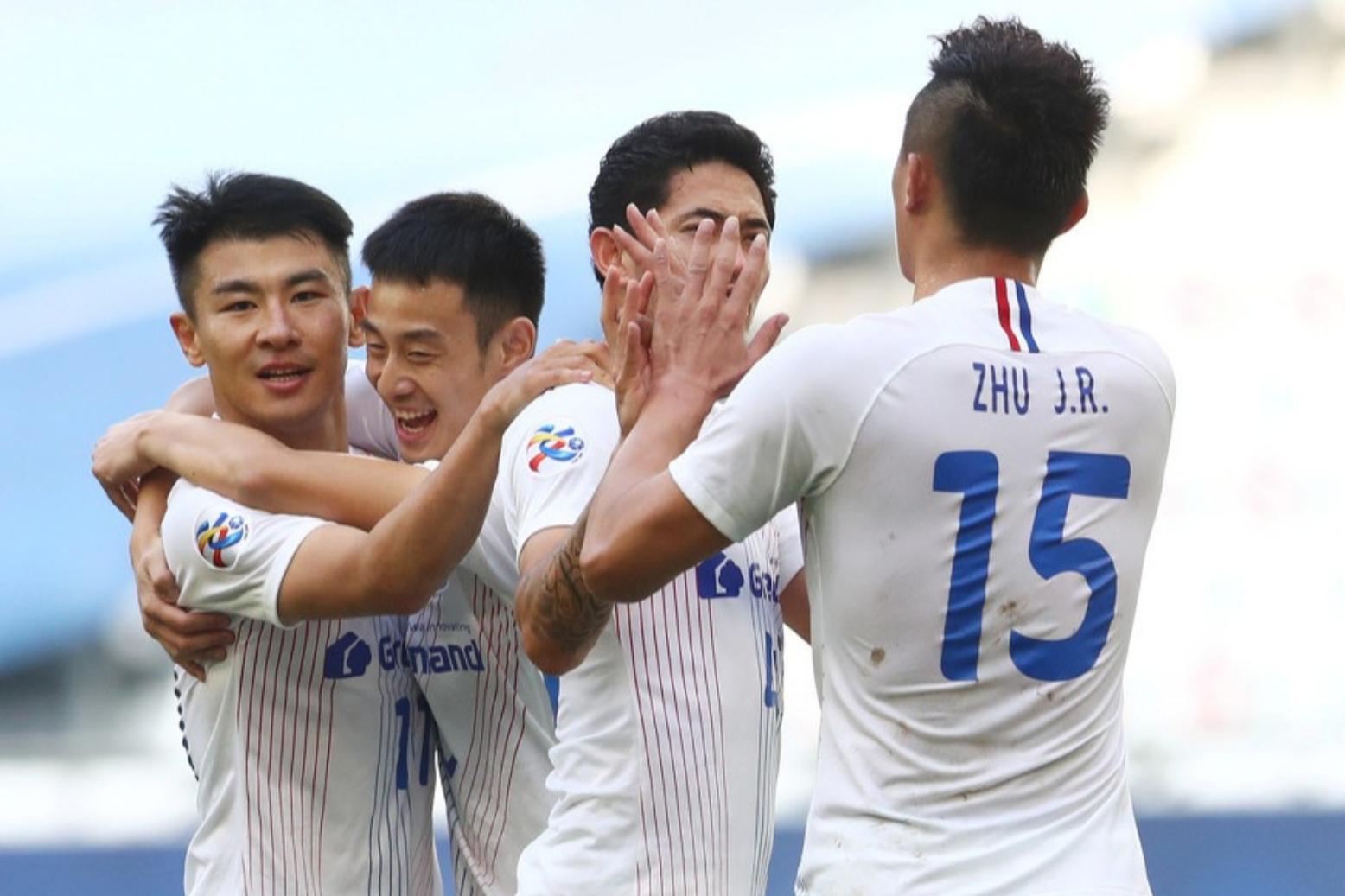 于汉超点射制胜高迪伤退, 申花1-0东京暂升小组第一-今球app官网