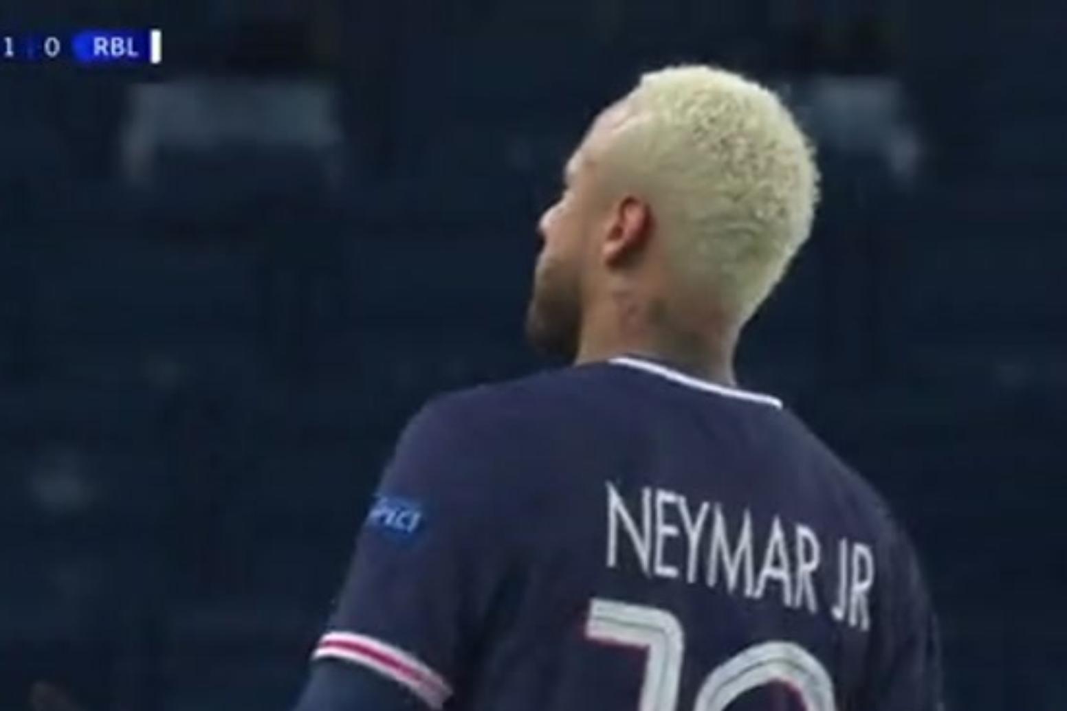 迪马利亚造点内马尔点射, 巴黎1-0复仇莱比锡-今球app官网
