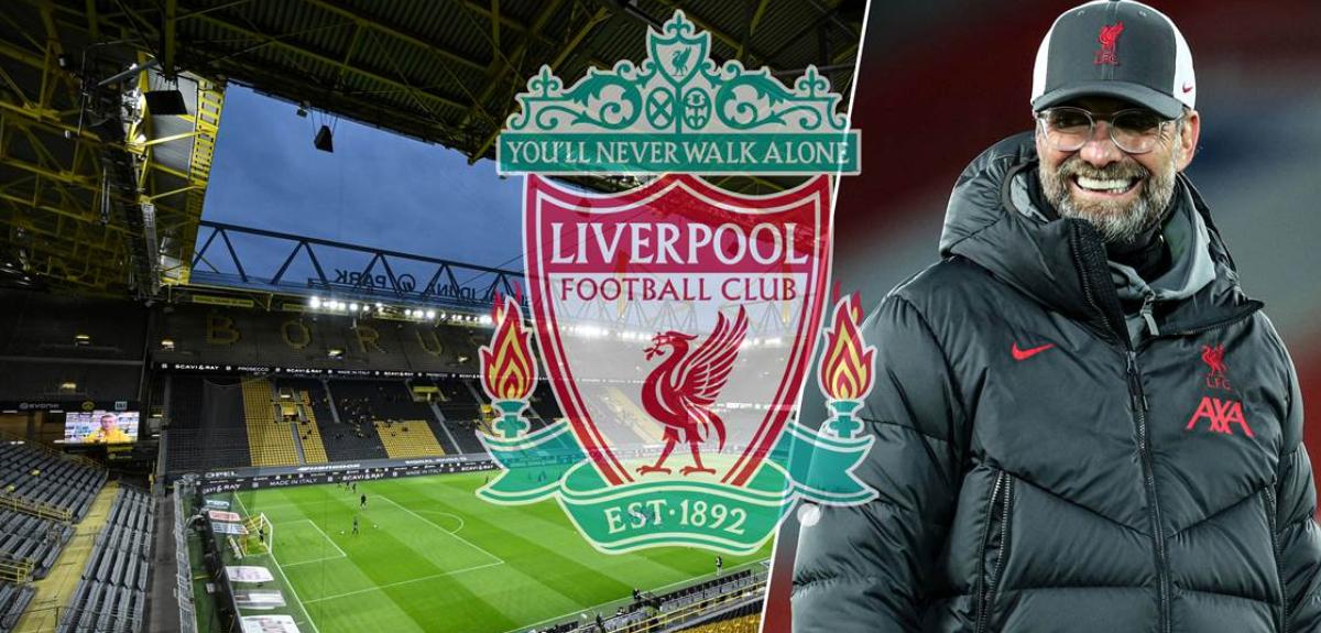 渣叔重返老东家!利物浦与中日德兰的欧冠比赛移师多特主场举行-今球app官网
