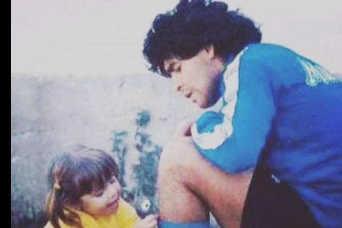马拉多纳女儿告别父亲:我不再惧怕死亡,那是我们重逢的时刻-今球app官网