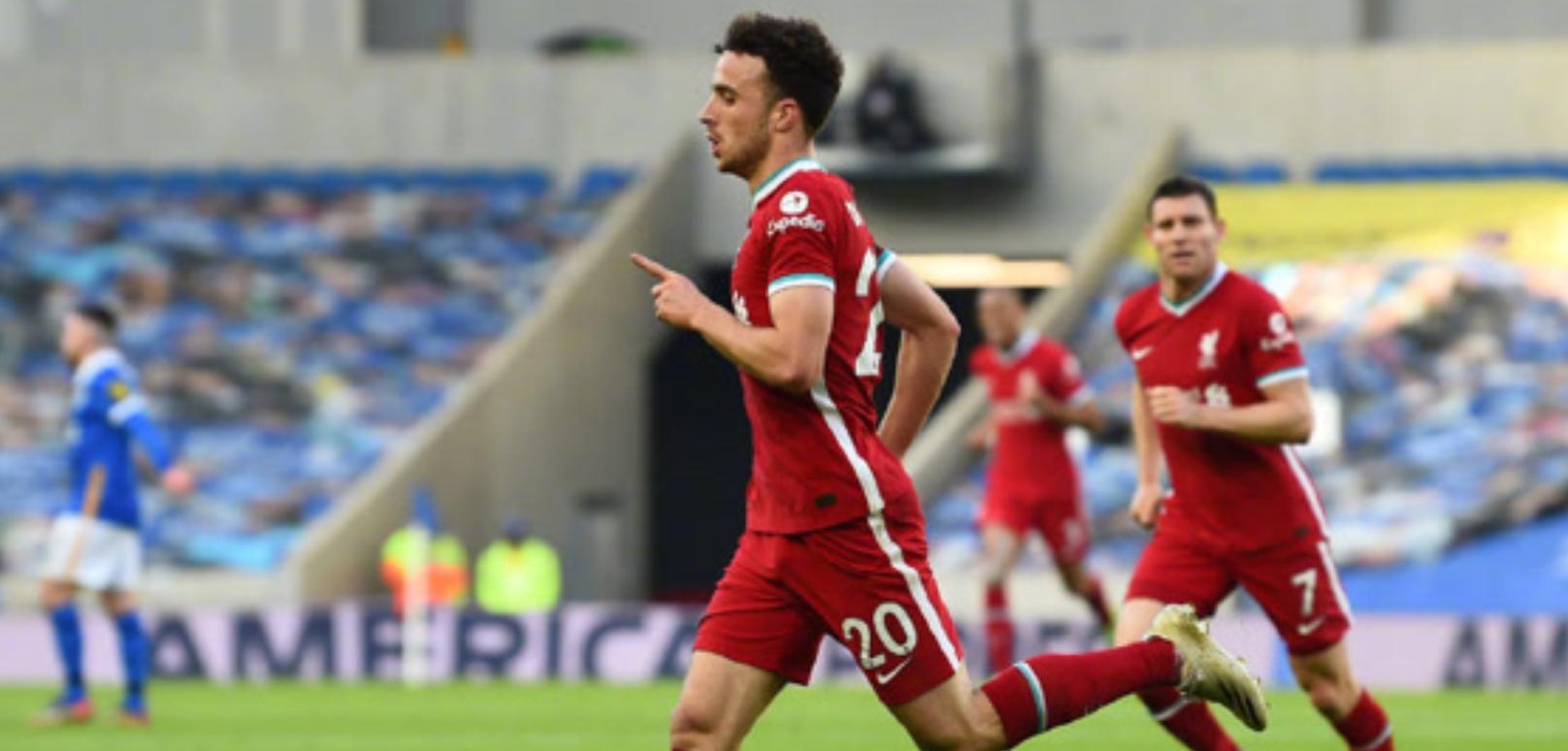 利物浦补时被判点遭绝平1-1布莱顿-今球app官网