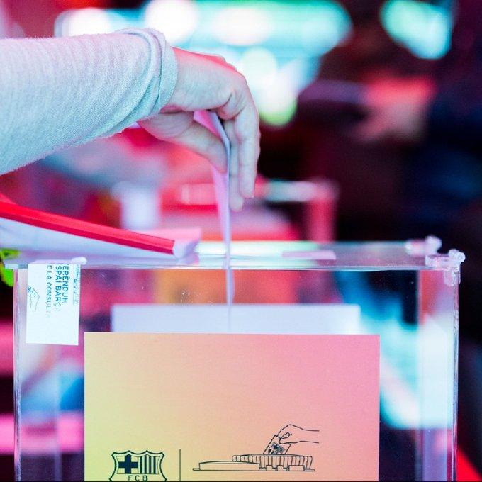 官方:巴萨大选将于1月24日进行,新主席最迟2月3日上任-今球app官网