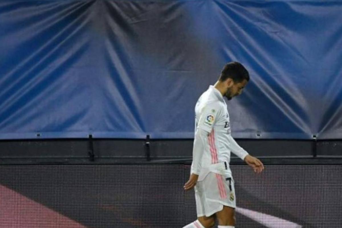 皇马官方:阿扎尔右大腿前直肌肌肉受伤-今球app官网