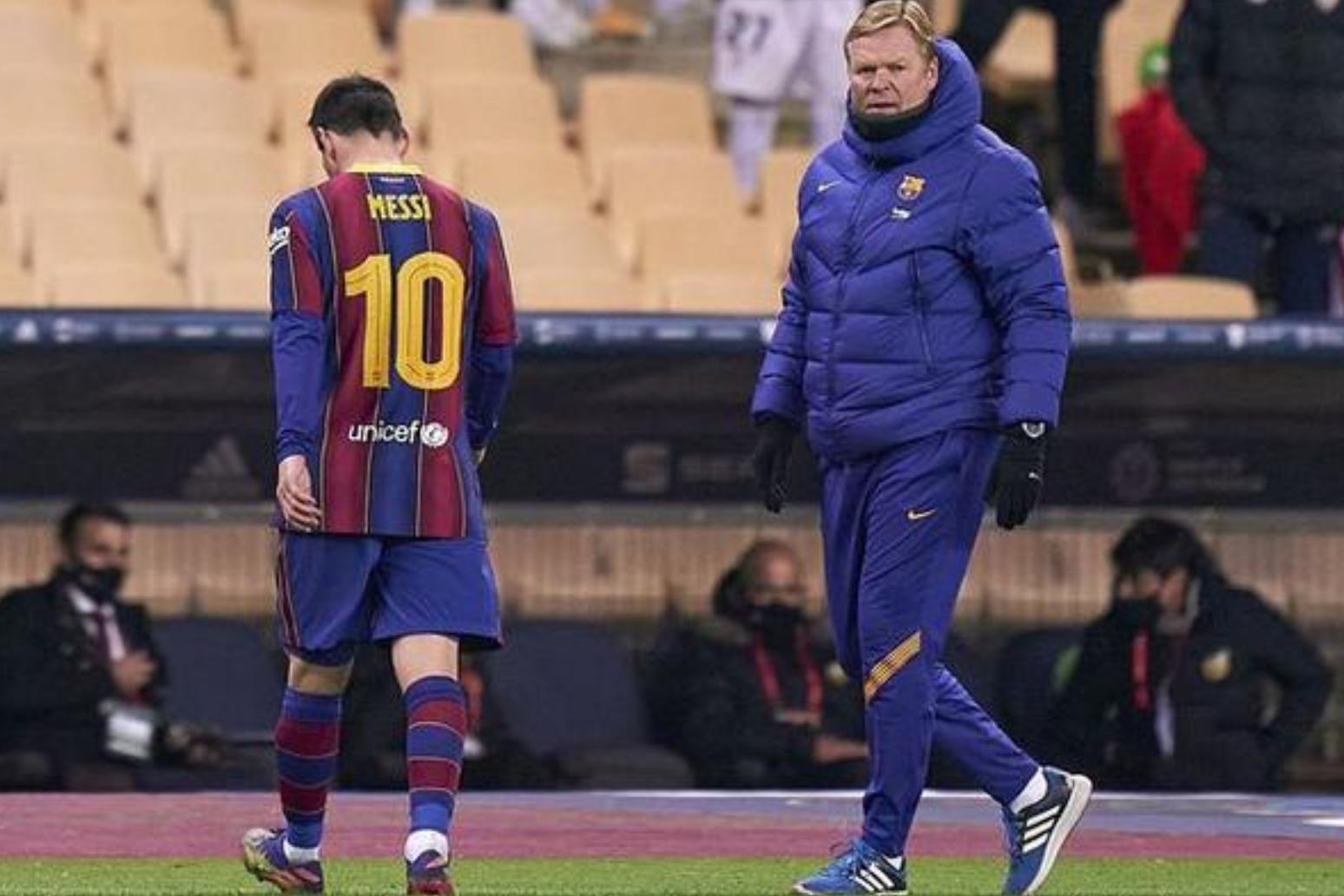 西媒称梅西最多可能被禁赛4场,禁令可能延续至西甲和国王杯-今球app官网