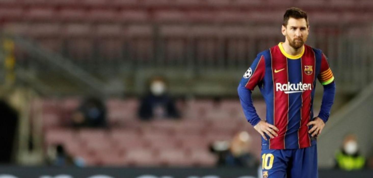 老苏亚雷斯批评巴萨上半场表现:梅西应该选择伤退-今球app官网