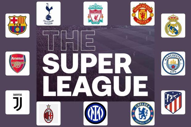 欧超联赛赛制:20队分为两组,小组前三直接晋级八强-今球app官网