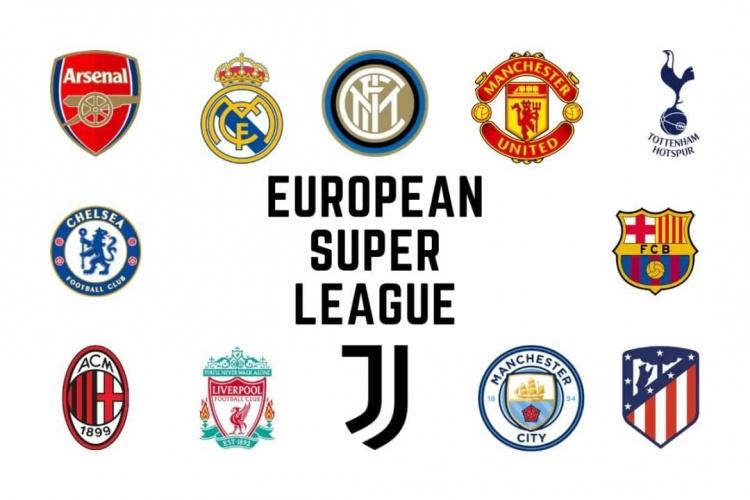全员到齐!12家创始球队均确认组建欧洲超级联赛-今球app官网