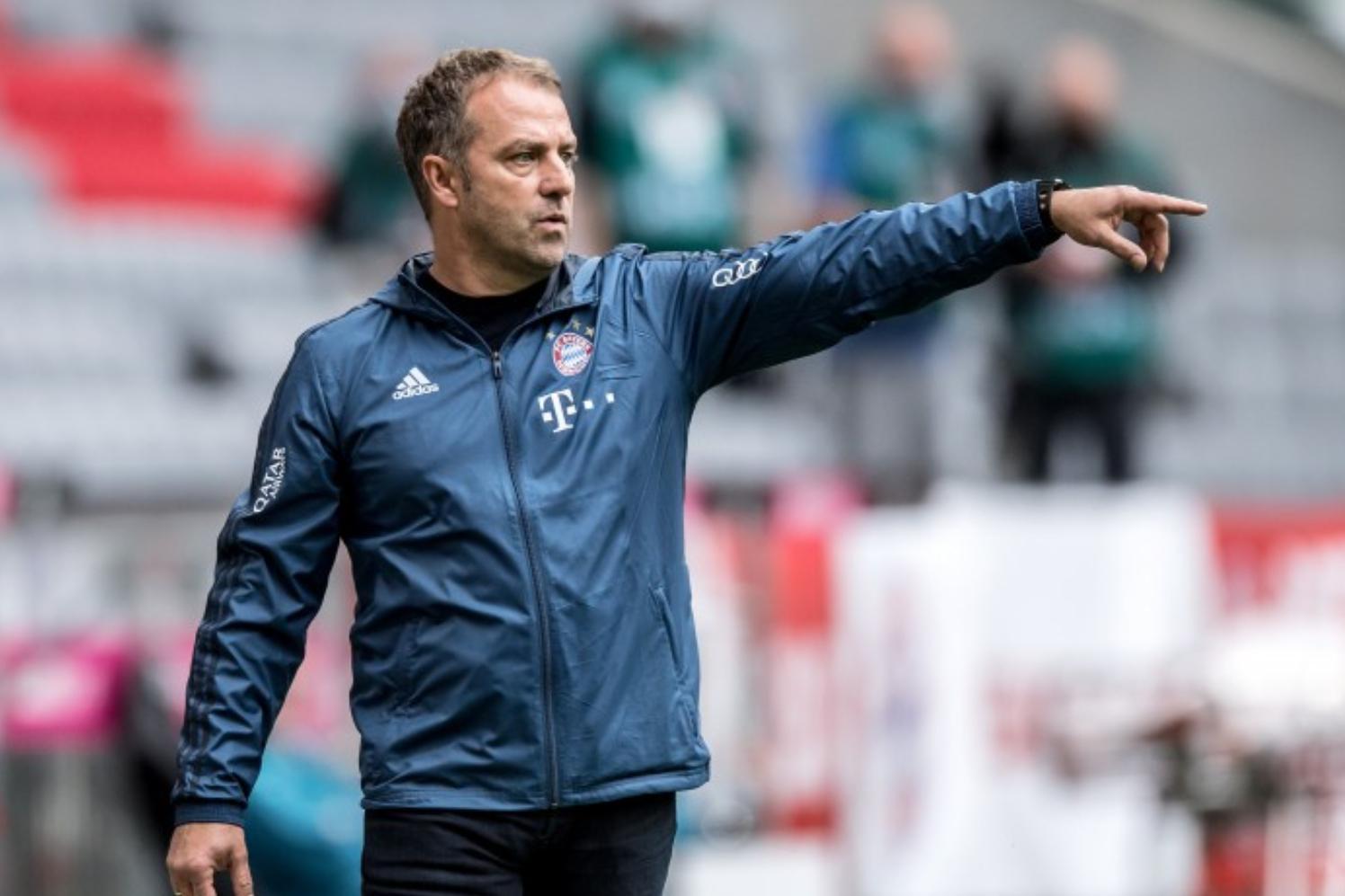 德国国家队将和弗里克进行谈判,首选让他接替勒夫-今球app官网