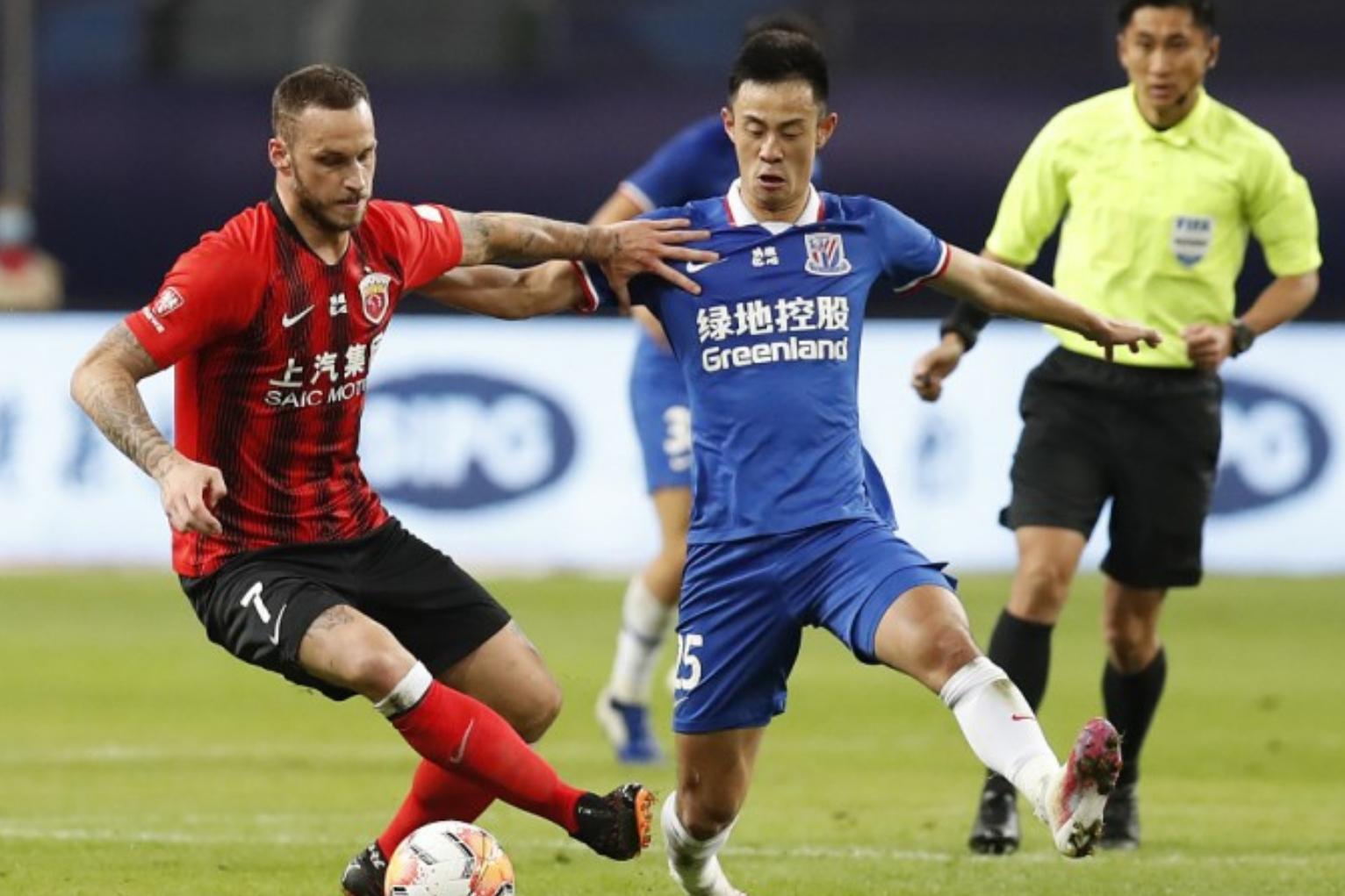 澎湃:本赛季上海足球将厚积薄发,下轮德比或成争冠前哨站-今球app官网