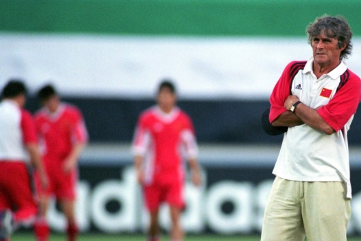 米卢悼念张恩华:你是我见过最好的后卫,欣赏你的坚毅品质-今球app官网