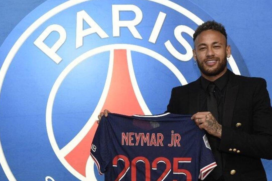 官方:内马尔同巴黎圣日耳曼续约至2025年-今球app官网