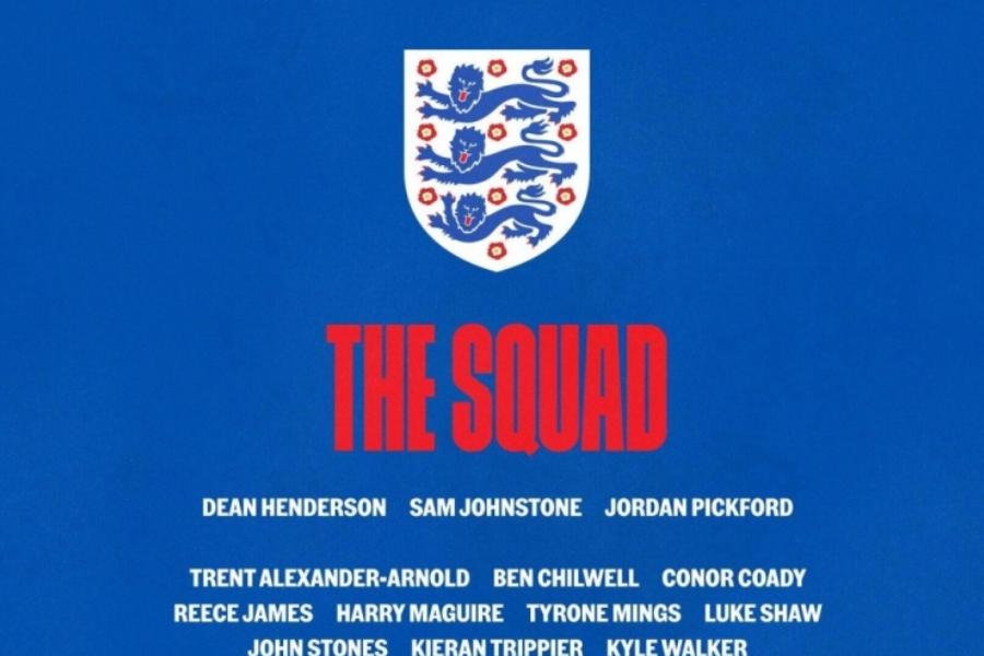 英格兰欧洲杯大名单:林皇落选,凯恩、萨卡在列,4名右后卫入围-今球app官网