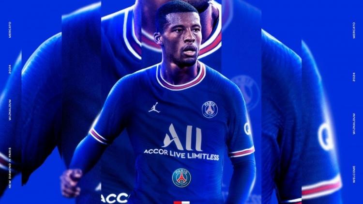 官方:巴黎圣日耳曼签下维纳尔杜姆-今球app官网