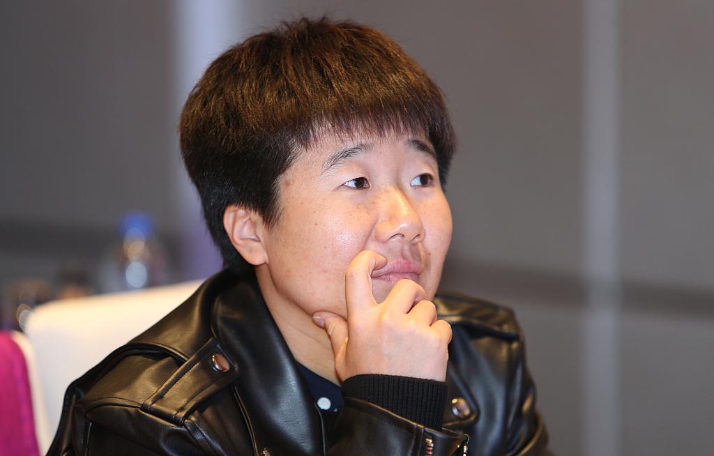 前女足队长毕妍:这届国足和以前不同,头一次看打的这么有内容-今球app官网
